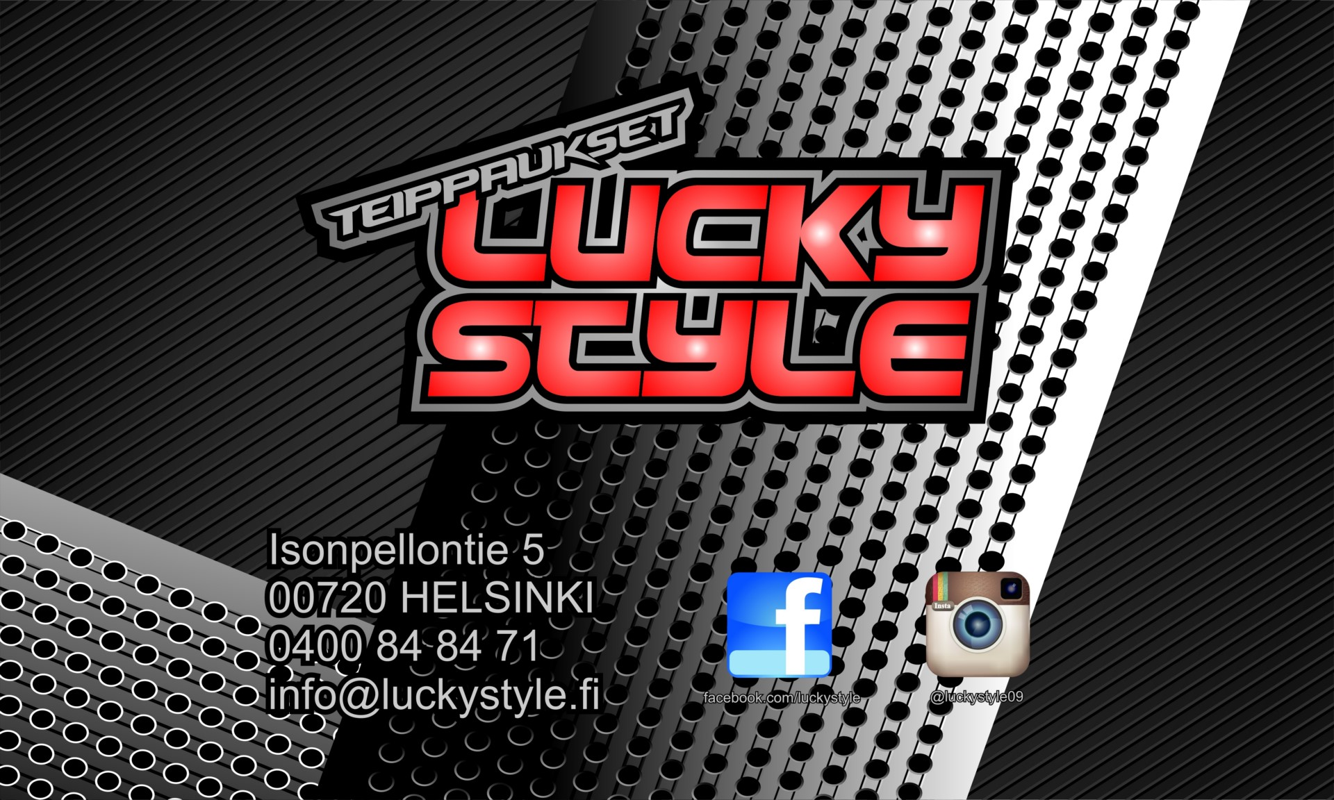 LUCKY STYLE